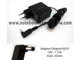 Adaptor Asus 19V 1.75A Mini model