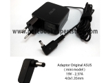 Adaptor Asus 19V-2.37A Mini Model  Small Plug