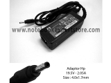 Adaptor Compatible HP 19V 2.05A colokan kecil