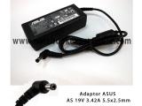 Adaptor Compatible Asus 19V 3.42A