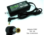 Adaptor Compatible Sony 16V 4A
