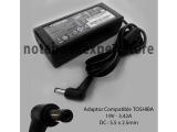 Adaptor Compatible Toshiba 19V 3.42A