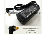 Adaptor Compatible DELL 19V-1.58A DC. 5.5x1.7mm
