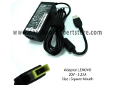 Adaptor LENOVO 20V - 3.25A Square Mouth