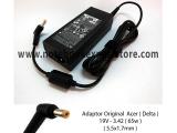 Adaptor Original ACER (DELTA) 19V 3.42A