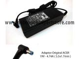 Adaptor Original ACER DELTA 19V 4.74A