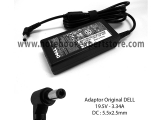 Adaptor Original DELL 19.5V 3.34A kepala toshiba