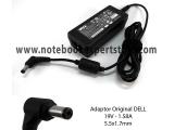 Adaptor Original DELL 19V - 1.58A ( 5.5x1.7mm )