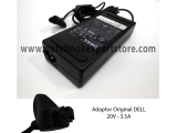 Adaptor Original DELL 20V 3.5A