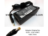 Adaptor Original hp 18.5V - 3.5A ( 4.8x1.7mm )
