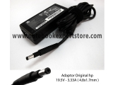 Adaptor Original HP/COMPAQ (SleekBook)	19.5V 3.33A