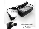 Adaptor Original ACER 19V-2.1A