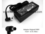 Adaptor Original SONY 19V 4.74A