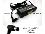 Adaptor Original SONY 16V 4A