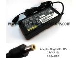 Adaptor Original Fujitshu 19V - 3.16A