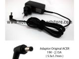Adaptor Original ACER (DELTA) 19V 2.15A colokan LGSG