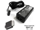 Adaptor Original Hp Envy X2 15v - 1.33a Untuk Hp Iri X2 11-G012n