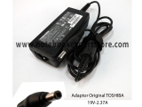 Adaptor Toshiba Original 19V 2.37A ( 5.5 X 2.5mm )