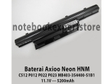 Baterai AXIOO Neon HNM MB403-3S4400-S1B1 C512 P012 P022 P023