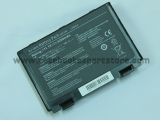 BATTERY COMPATIBLE ASUS F82 F83S K40 K40E Series A32 F82