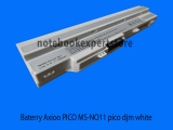 Baterry Axioo PICO MS-NO11 pico djm white