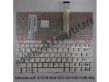 KEYBOARD ASUS 1015 1015P X101 WHITE SERIES