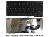 KEYBOARD LENOVO S210 S215 SERIES BLACK