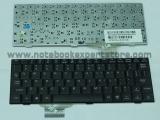 Keyboard ASUS EEPC 700 900 black ASUS EEPC 4G
