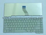 Keyboard Acer Aspire 4710 4315 5710 5720 4920 4520 white