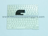 Keyboard Acer Aspire ZG5 one A110 A150 531H white