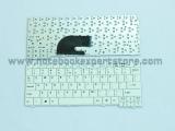 Keyboard Acer Aspire ZG5 one A110 A150 531H white