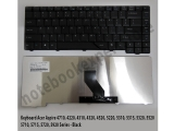 Keyboard Acer Aspire 4710, 4220, 4310, 4320, 4520, 5220, 5310, b