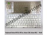Keyboard Axioo M720, M72sr, Axioo CLW, Axioo MLC - Putih