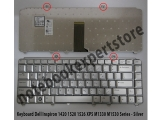 Keyboard DELL 1420 1525 1520 XPS1330 1530 silver