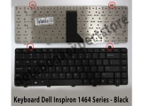 Keyboard Dell Inspiron 1464 Series - Black