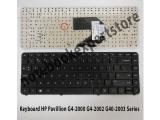 Keyboard HP Pavillion G4-2000 G4-2002 G40-2003 Black