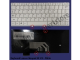 Keyboard Lenovo S10 white