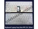Keyboard Sony Vaio VPC - CA ( Silver )