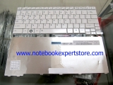 Keyboard Toshiba M800 U500 T135 White