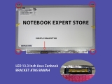 LED 13.3 Inch Slim 30 Pin Up Down Bracket For Asus Zenbook