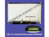 LED 13.3 SLIM 30 PIN up down BRACKET