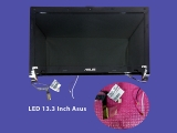 LED LCD 13.3 Inch Asus u36 u36jc HW13WX001 WITH CASING