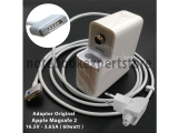 ORIGINAL ADAPTOR APPLE MAGSAFE 16,5V 3,65A 60WATT 5PIN