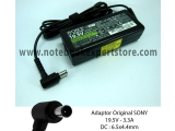 adaptor Original SONY 19V 3.3A